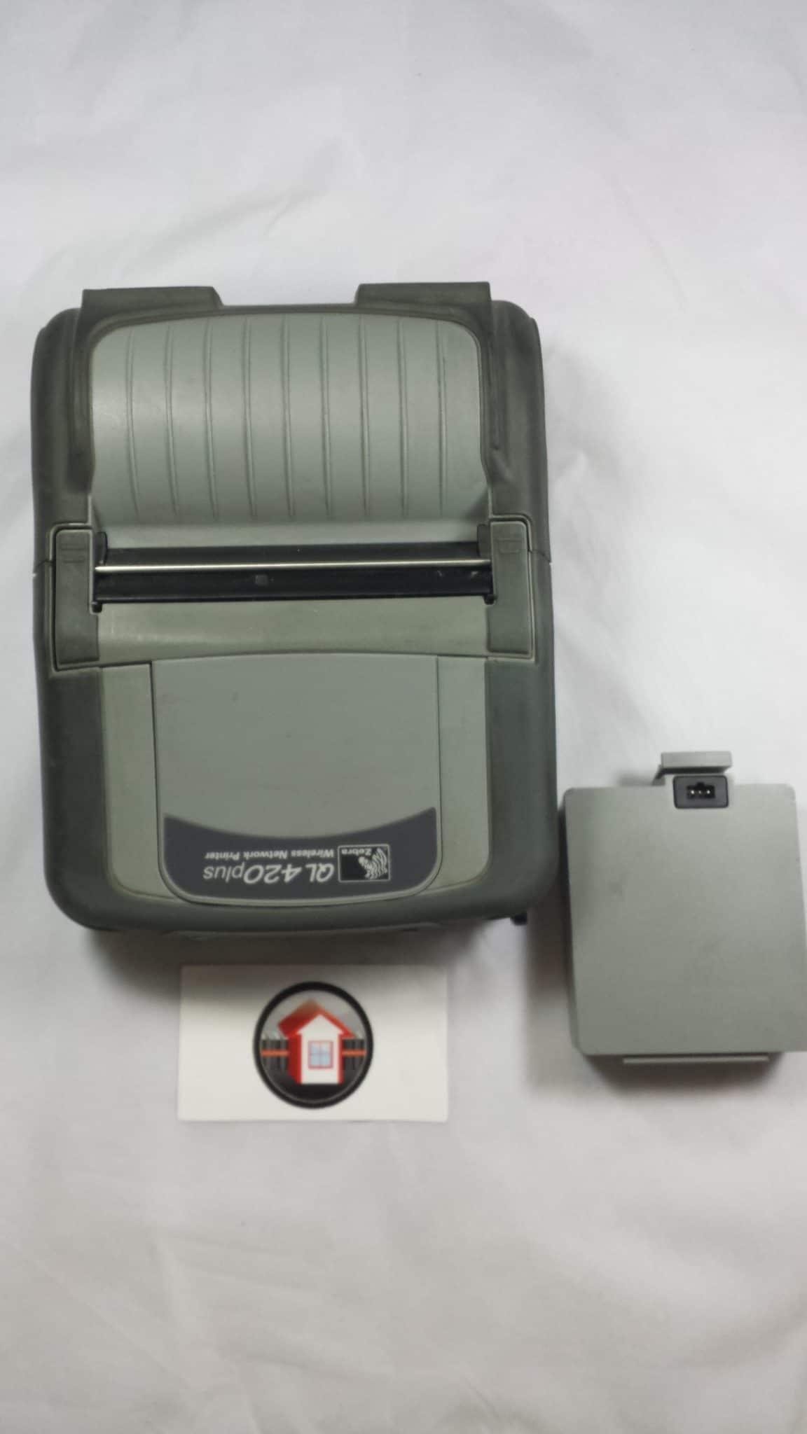 Zebra Q4C-LUKA0000-00 - QL 420 plus portable printer
