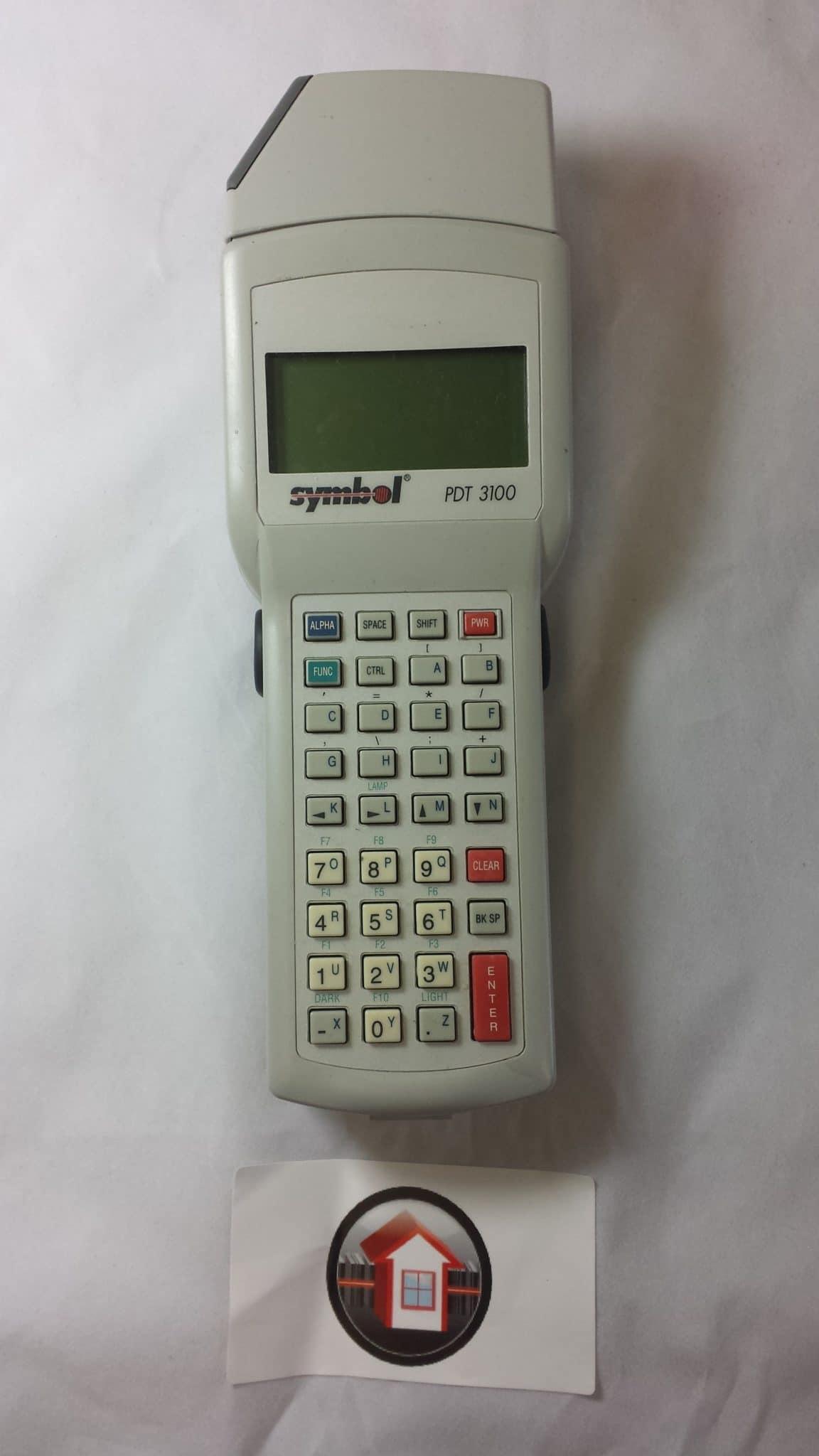 Symbol PDT3100-S0863010 Handheld Computer - Barcode Scanner