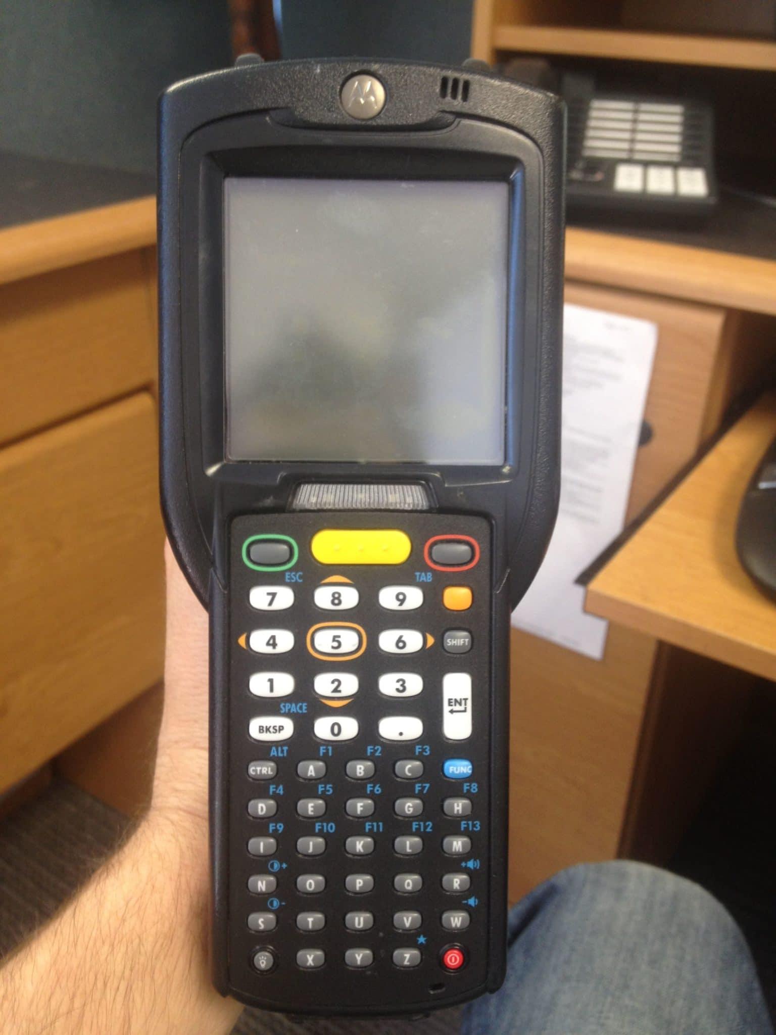 3190 Handheld