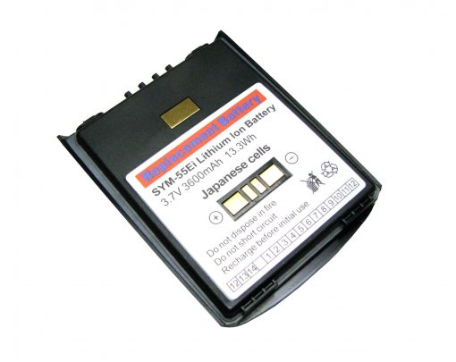 Motorola MC65 / MC67 extended battery