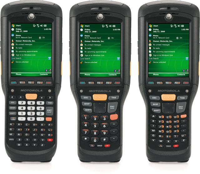 Motorola Symbol MC9590-KA0DAC00100