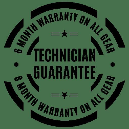 6 month barcode scanner warranty