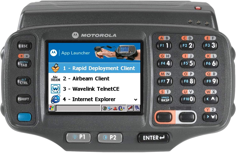 Motorola WT41N0-T2S27ER Mobile computer