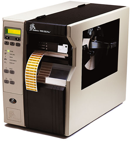 Zebra 110xiiii Barcode Printer