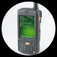 Motorola MC75A0-P40SWQQA9WR