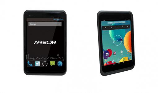 Arobr Gladius 8 handheld Tablet