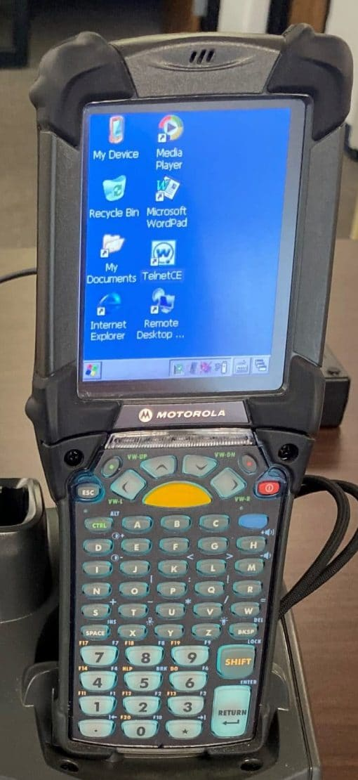 Motorola MC9190-G30SWFYA6WR