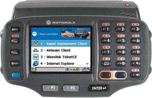 Motorola WT41N0-T2H57ER
